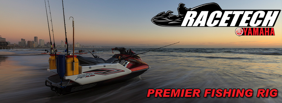 Racetech yamaha yamaha waverunner jetskis jet ski for Best jet ski for fishing
