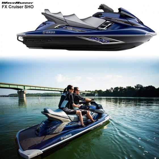 2013 FX CRUISER SHO - Yamaha - Jetskis - Racetech Yamaha