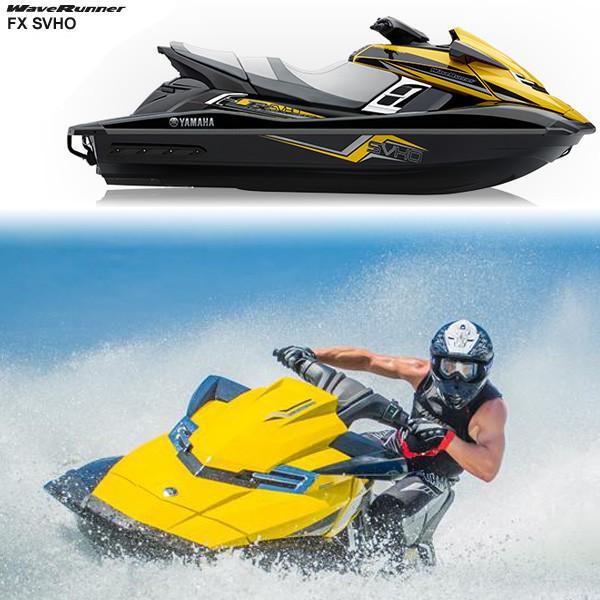 2015 FX SVHO WAVERUNNER - Yamaha - Jetskis - Racetech Yamaha